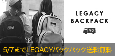 LEGACY BAG(AI013953)送料無料 ※4/17-5/7