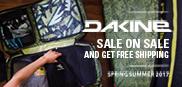 DAKINE 17SS FS