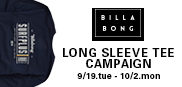 LONG SLEEVE TEE CAMPAIGN 201709
